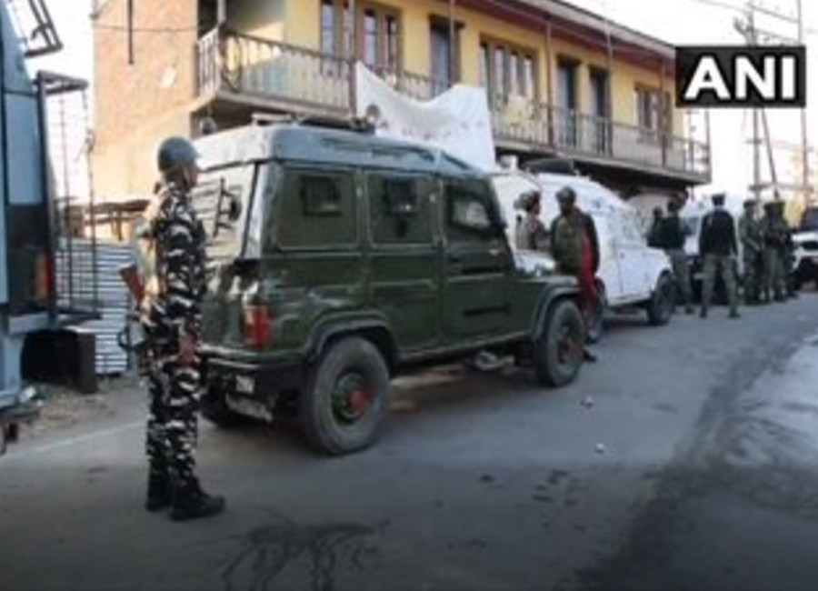 budgam encounter